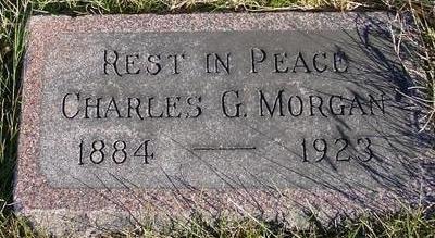 MORGAN, CHARLES G. - Woodbury County, Iowa | CHARLES G. MORGAN