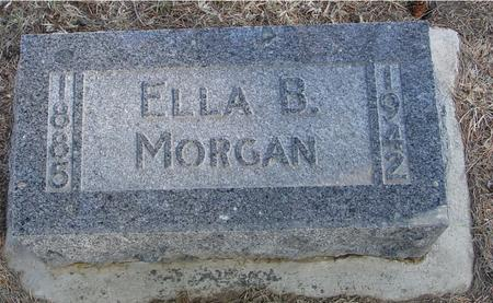 MORGAN, ELLA B. - Woodbury County, Iowa | ELLA B. MORGAN