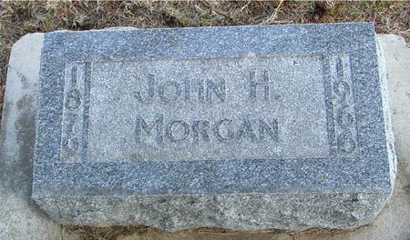 MORGAN, JOHN H. - Woodbury County, Iowa | JOHN H. MORGAN