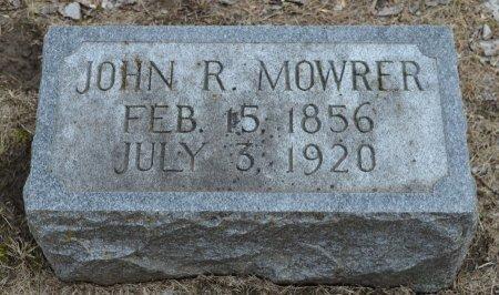 MOWRER, JOHN R. - Woodbury County, Iowa | JOHN R. MOWRER