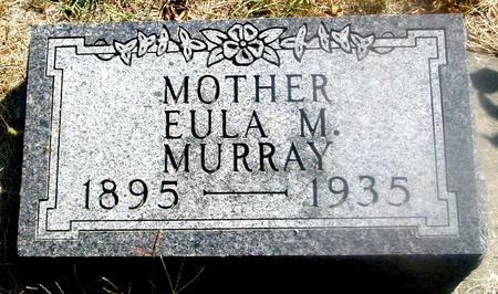 MURRAY, EULA M. - Woodbury County, Iowa   EULA M. MURRAY
