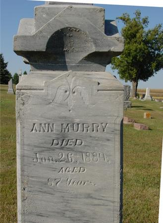 MURRY, ANN - Woodbury County, Iowa | ANN MURRY