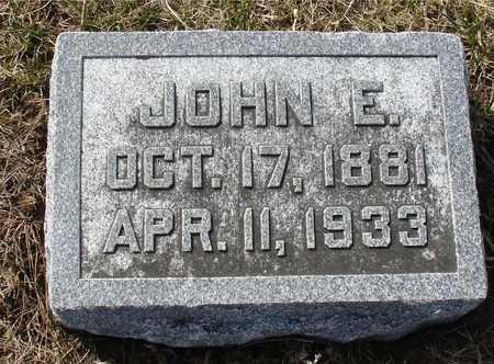 NEUSTROM, JOHN E. - Woodbury County, Iowa | JOHN E. NEUSTROM