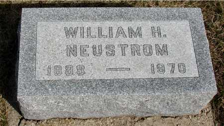 NEUSTROM, WILLIAM H. - Woodbury County, Iowa | WILLIAM H. NEUSTROM