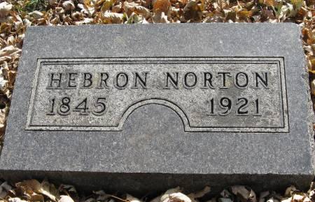 NORTON, HEBRON - Woodbury County, Iowa | HEBRON NORTON