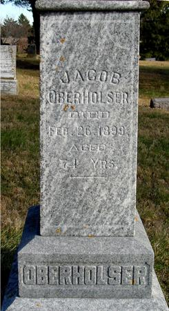 OBERHOLSER, JACOB - Woodbury County, Iowa | JACOB OBERHOLSER