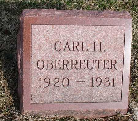 OBERREUTER, CARL H. - Woodbury County, Iowa | CARL H. OBERREUTER