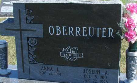 OBERREUTER, JOSEPH A. - Woodbury County, Iowa | JOSEPH A. OBERREUTER