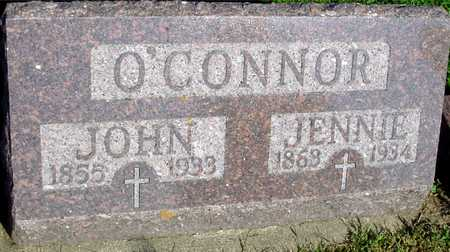 O'CONNOR, JOHN & JENNIE - Woodbury County, Iowa | JOHN & JENNIE O'CONNOR