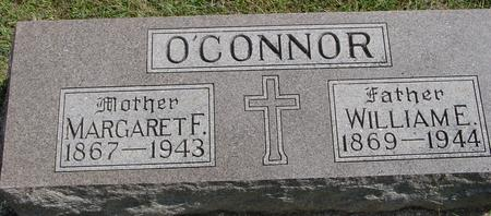 O'CONNOR, WILLIAM & MARGARET - Woodbury County, Iowa | WILLIAM & MARGARET O'CONNOR