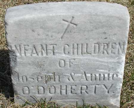 O'DOHERTY, INFANTS - Woodbury County, Iowa | INFANTS O'DOHERTY