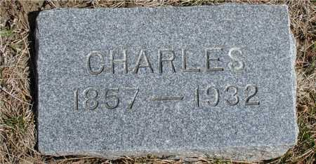 O'DONNELL, CHARLES - Woodbury County, Iowa | CHARLES O'DONNELL