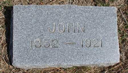O'DONNELL, JOHN - Woodbury County, Iowa   JOHN O'DONNELL
