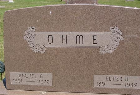 OHME, ELMER  H. - Woodbury County, Iowa | ELMER  H. OHME