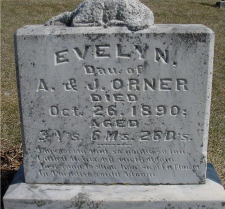 ORNER, EVELYN - Woodbury County, Iowa | EVELYN ORNER