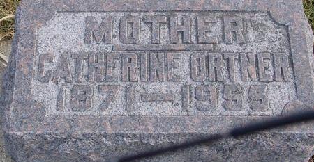 ORTNER, CATHERINE - Woodbury County, Iowa | CATHERINE ORTNER