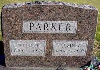 PARKER, ALVIN & NELLIE - Woodbury County, Iowa | ALVIN & NELLIE PARKER