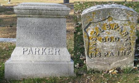 PARKER, CLEMANIA - Woodbury County, Iowa | CLEMANIA PARKER