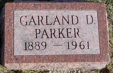 PARKER, GARLAND D. - Woodbury County, Iowa | GARLAND D. PARKER