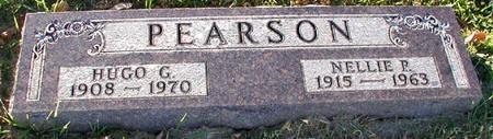 CRILLY PEARSON, NELLIE P. - Woodbury County, Iowa | NELLIE P. CRILLY PEARSON