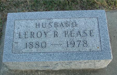 PEASE, LEROY R. - Woodbury County, Iowa | LEROY R. PEASE