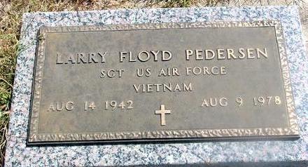 PEDERSEN, LARRY FLOYD - Woodbury County, Iowa | LARRY FLOYD PEDERSEN