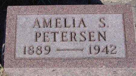PETERSEN, AMELIA S. - Woodbury County, Iowa | AMELIA S. PETERSEN