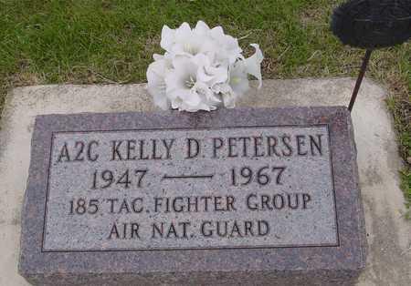 PETERSEN, KELLY D. - Woodbury County, Iowa | KELLY D. PETERSEN