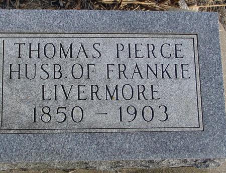 PIERCE, THOMAS - Woodbury County, Iowa | THOMAS PIERCE