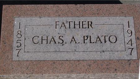 PLATO, CHARLES A. - Woodbury County, Iowa | CHARLES A. PLATO