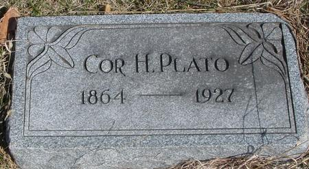 PLATO, COR H. - Woodbury County, Iowa   COR H. PLATO