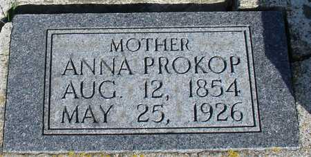 PROKOP, ANNA - Woodbury County, Iowa | ANNA PROKOP
