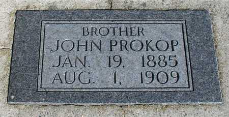 PROKOP, JOHN - Woodbury County, Iowa | JOHN PROKOP