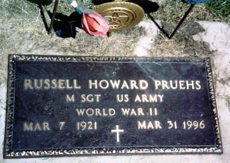 PRUEHS, RUSSELL - Woodbury County, Iowa | RUSSELL PRUEHS