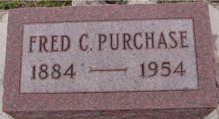PURCHASE, FRED C. - Woodbury County, Iowa | FRED C. PURCHASE