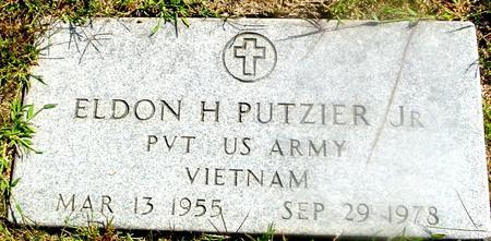PUTZIER, ELDON H. - Woodbury County, Iowa | ELDON H. PUTZIER
