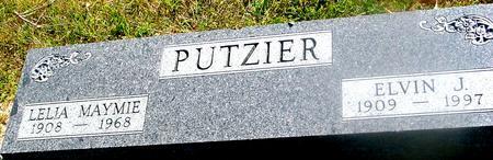 PUTZIER, ELVIN J. & LELIA - Woodbury County, Iowa   ELVIN J. & LELIA PUTZIER
