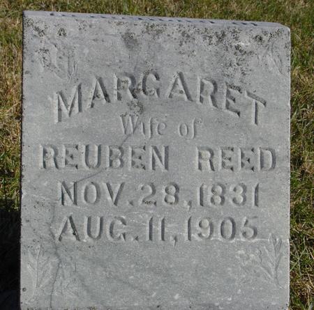 REED, MARGARET - Woodbury County, Iowa | MARGARET REED