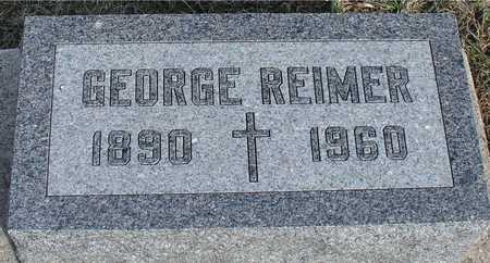 REIMER, GEORGE - Woodbury County, Iowa | GEORGE REIMER
