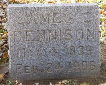 RENNISON, JAMES C. - Woodbury County, Iowa | JAMES C. RENNISON
