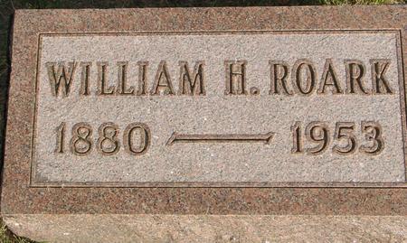 ROARK, WILLIAM H. - Woodbury County, Iowa | WILLIAM H. ROARK