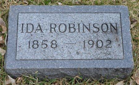 ROBINSON, IDA - Woodbury County, Iowa | IDA ROBINSON