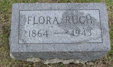 RUCH, FLORA - Woodbury County, Iowa | FLORA RUCH