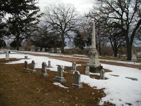 SANBORN, FAMILY PLOT - Woodbury County, Iowa   FAMILY PLOT SANBORN