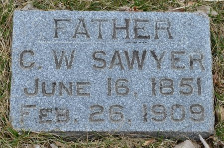 SAWYER, CHARLES W. - Woodbury County, Iowa | CHARLES W. SAWYER