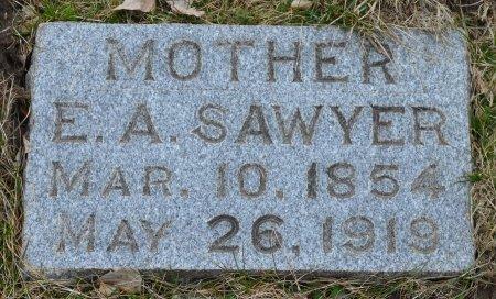 NICHOLS SAWYER, ELEANOR A. - Woodbury County, Iowa | ELEANOR A. NICHOLS SAWYER