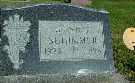 SCHIMMER, GLENN T. - Woodbury County, Iowa | GLENN T. SCHIMMER