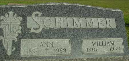 SCHIMMER, WILLIAM & ANN - Woodbury County, Iowa | WILLIAM & ANN SCHIMMER