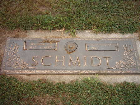 SCHMIDT, WILBUR - Woodbury County, Iowa | WILBUR SCHMIDT
