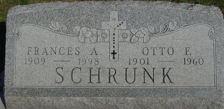 SCHRUNK, OTTO E. - Woodbury County, Iowa | OTTO E. SCHRUNK